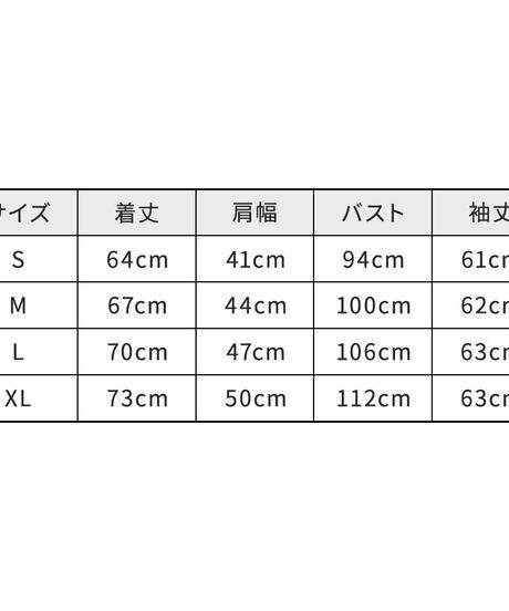 バックプリントスウェット【3月上旬発送予定】