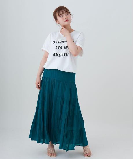 プリントロゴTシャツ【8月上旬発送予定】
