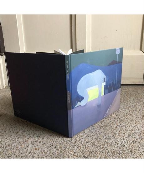 MISSISSIPPI 画集『NIGHIT ON EARTH』(サイン入り・特典マンガ付き)