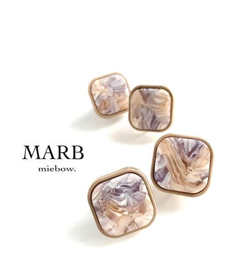 MARB / purple beige