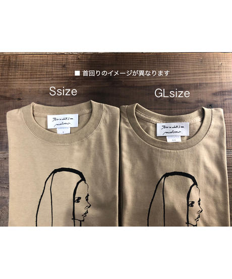 T-shirt  /  LightGray