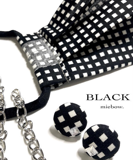 Coquettish  / BLACK