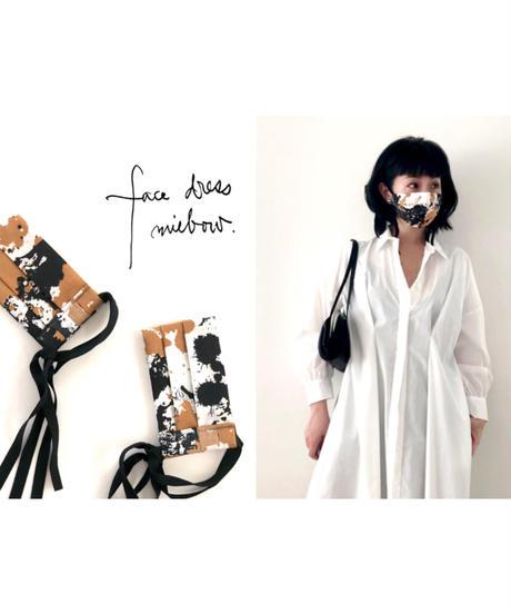 face dress  / pattern.