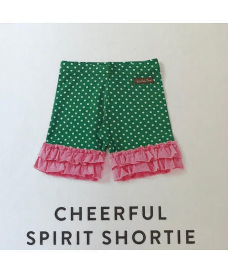 Cheerful Spirit Shortie