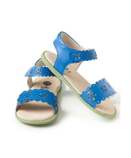 Blue To Me Posey Sandal