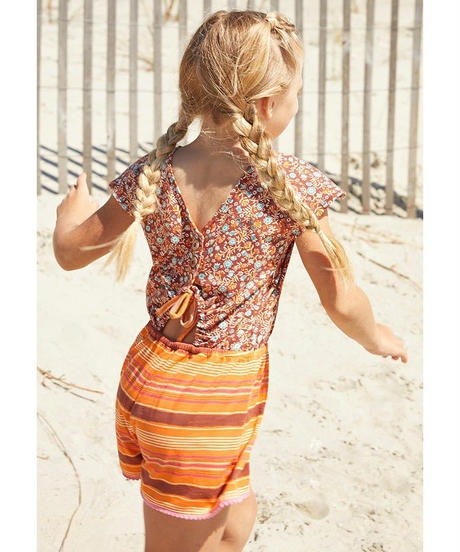 Sundown Romper