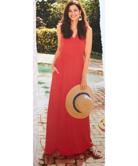 In The Breeze Maxi Dress