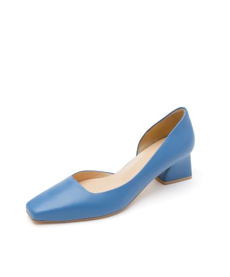 Patry_aqua blue  / lvory
