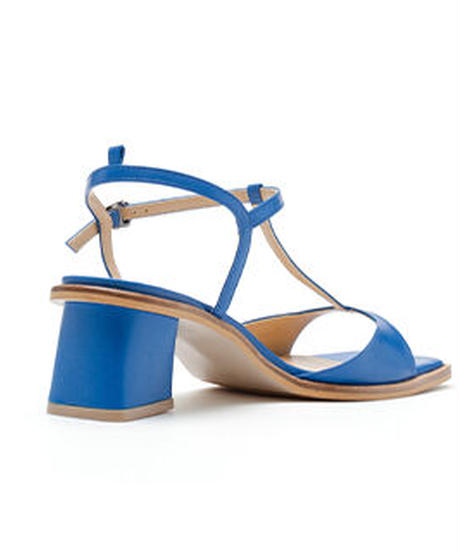 Sandal_Ilona_peach/black/blue/ivory