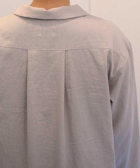 一日仕立てのお裁縫部「さくら色のシャツワンピース」_2021年4月25日(日)_お店で参加チケット