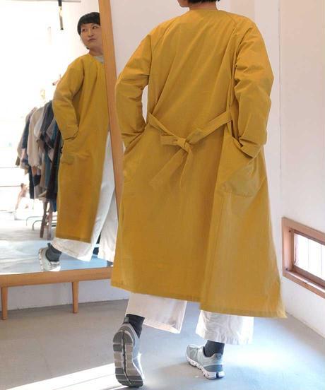 「ミモザ色のスプリングコート」の型紙 (指南書付)