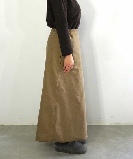 「ぽかぽかまきまきスカート」の型紙 (指南書付)