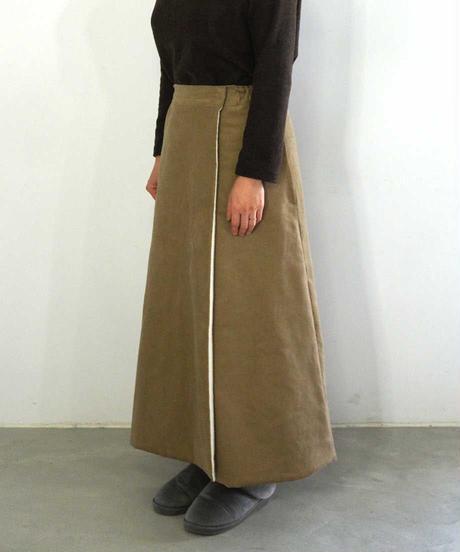 「ぽかぽかまきまきスカート」お仕立て♪