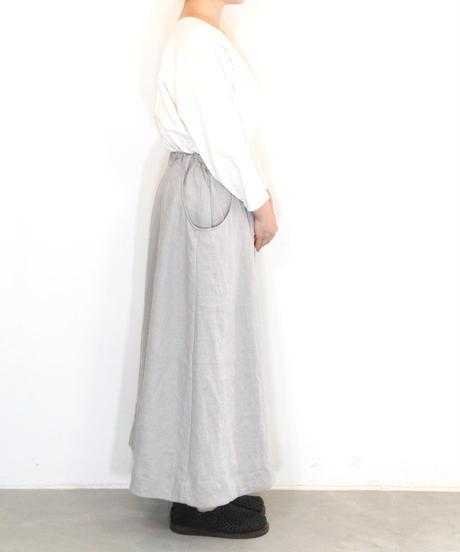 「ラウンドポケットスカート」お仕立て♪