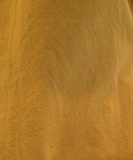 「ミモザ色のスプリングコート」の型紙(指南書付) +生地