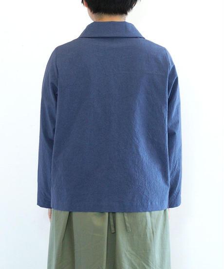 「きもちキリリなジャケット」の型紙(指南書付) +生地 +裁断!