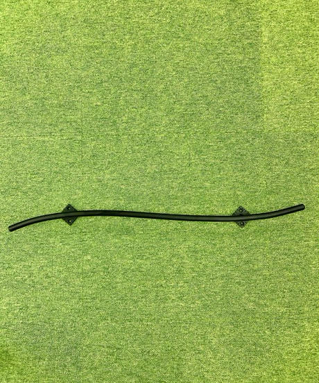 アイアン製曲線壁手すり760mm