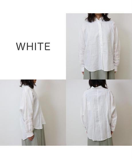 麻ドルマンシャツ T2047