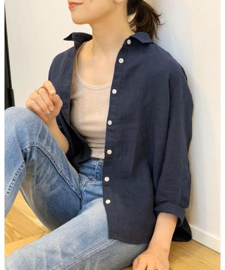 フレンチリネンシャツ|T2057