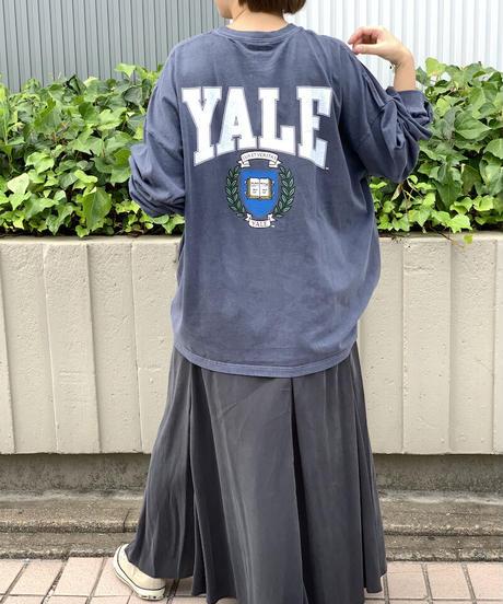 GOOD ROCK SPEED tee YALE University 21YAL003W T3107
