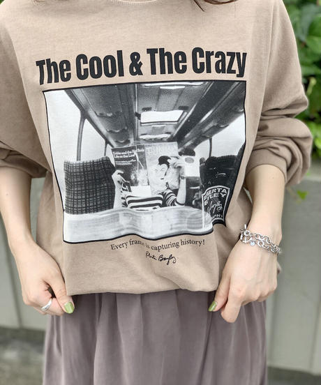 GOOD ROCK SPEED|tee|The Cool & The Crazy|21RTB007W|T3106