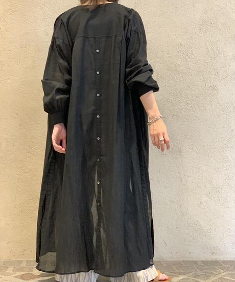 シアーシャツワンピース|O3012