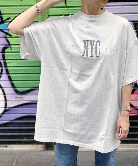 THE SHINZONE NYC TEE 21AMSCU16 T3101