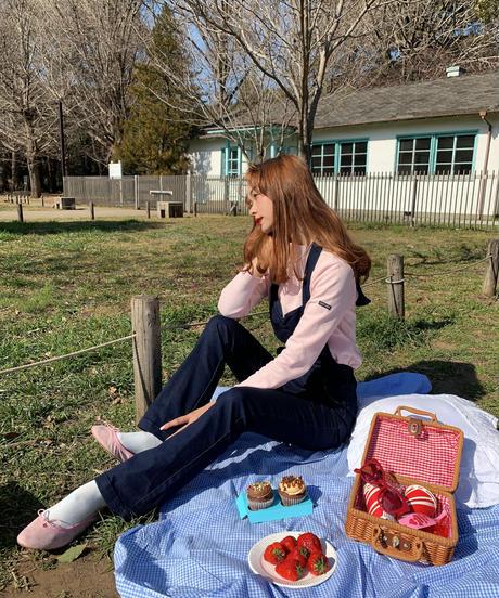 picnic square basketbag