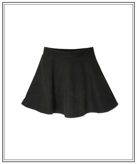 floating flare skirt