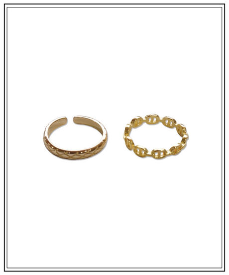 quilting & chain ring set
