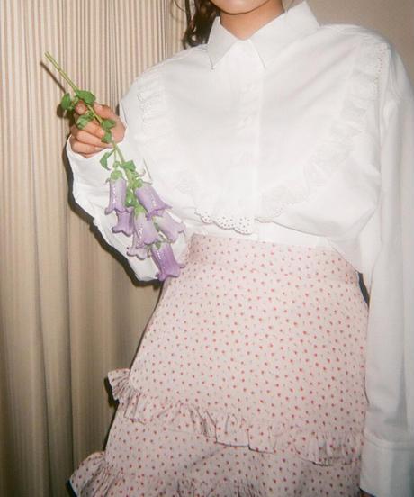 cotton jk blouse