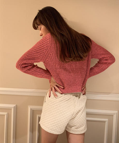 quilting  short pants