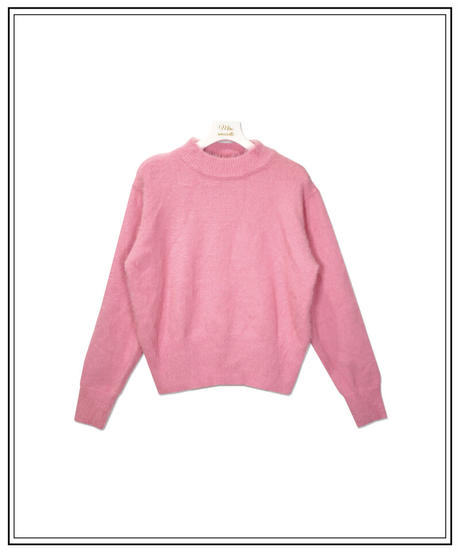 mohair knit tops