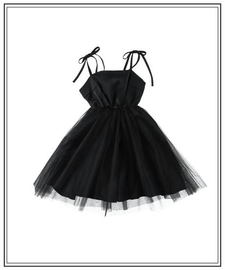 tulle cami OP
