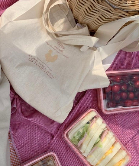 Miro lunch tote〈M00-AC009〉