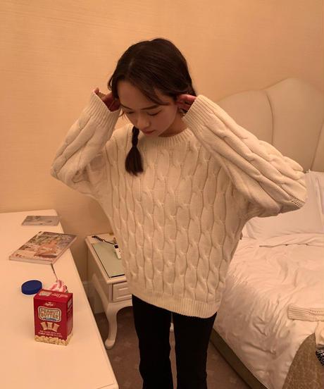 row gauge knit