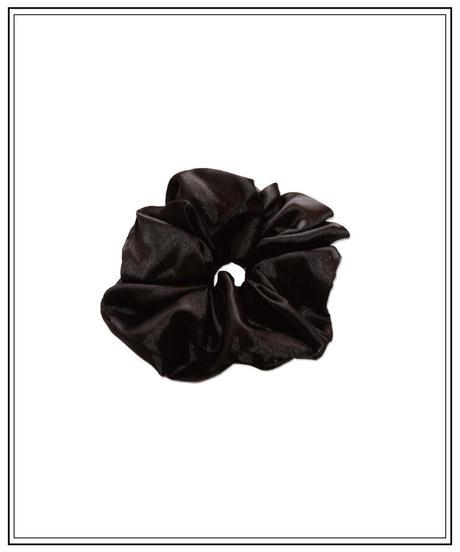 satin scrunchie
