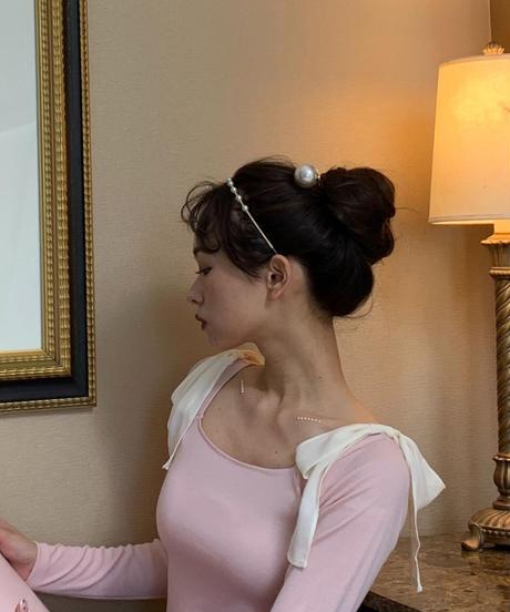 grande pearl hair-pin