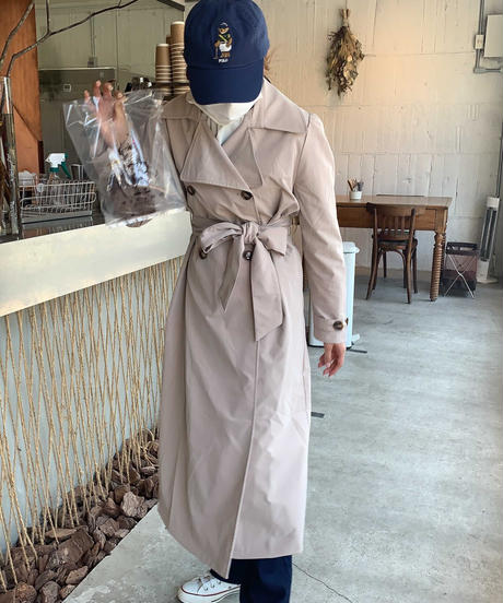 3way lady trench