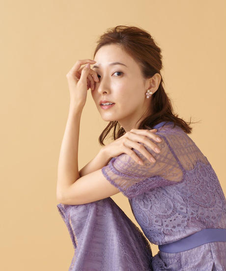 【12.11(Fri)12:00-STOCKS】 MIRION CARAT Pierce /earring(pink)