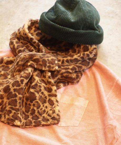 """GOOD ON"" Boa Muffler[Leopard]"