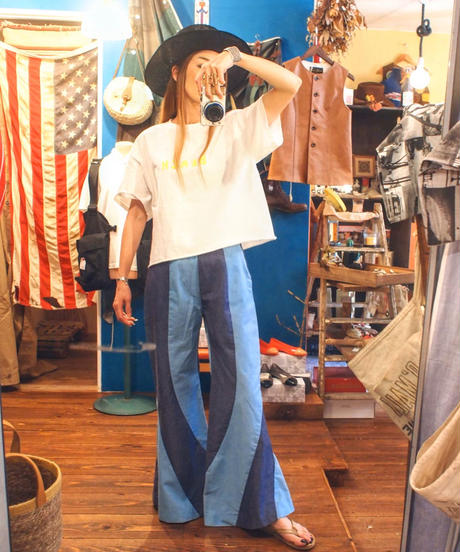 """""""70's USA Vintage Flere Pants"""