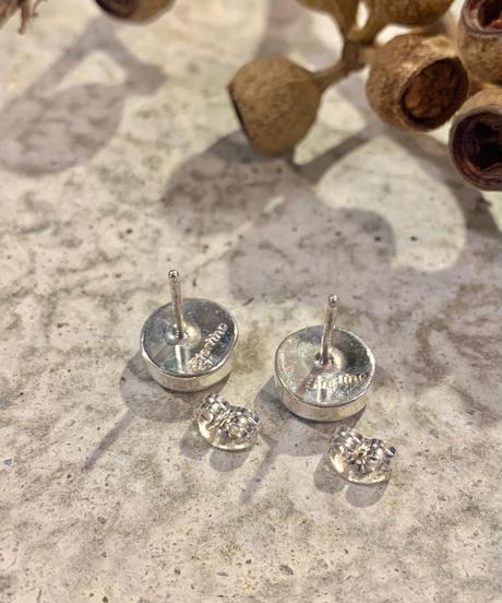 """ZUNI"" Inlay Earring"