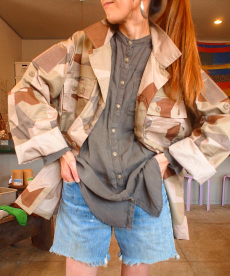 """""""SWEDEN Military""""UF90 Field Shirts(DEAD STOCK)"""
