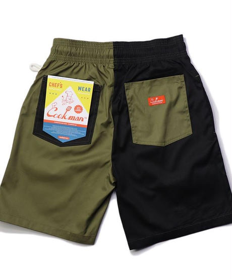 """""""COOKMAN""""Chef Short Pants[Crazy Pattern Chill]"""