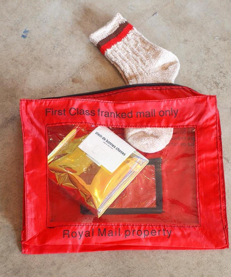 British Post Office Royal Mail Letter Bag(DEAD STOCK)