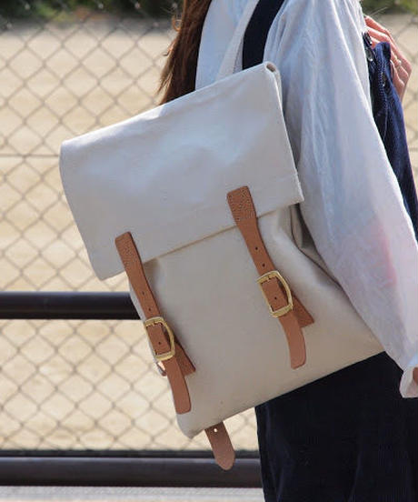 """Cross Canvas Company"" Day Pack"