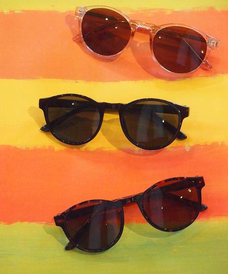 """""""A.KJAERBEDE""""Sunglasses「MARVIN」"""