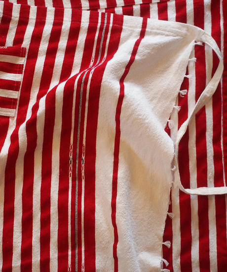 """REMAKE ITEM""Morocco Fabric Apron"