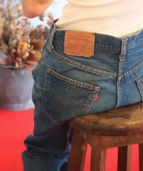 """""""1979's Levi's""""501 Jeans (66後期)"""